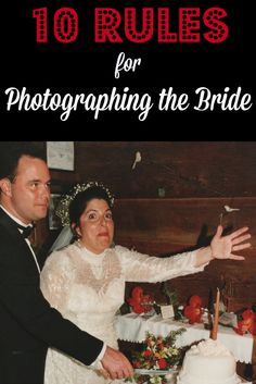 A Picture Paints a Thousand Twinkies: 10 tips for photographing a bride who's NOT a supermodel!  #humor #weddings #photography #supermodel #bride #comedy #wedding photos
