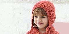 Patron béguin enfant Baby Knitting, Crochet Baby, Knit Crochet, Diy Fashion, Retro Fashion, Tricot Baby, Kids Outfits, Cute Outfits, Point Mousse