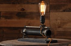 Hey, I found this really awesome Etsy listing at https://www.etsy.com/listing/173304389/steampunk-industrial-desk-lamp-voltage