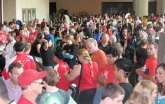 The crowds gather at the 2008 ICMAC tournament in Orlando, FL. This year we are expecting a huge turnout!