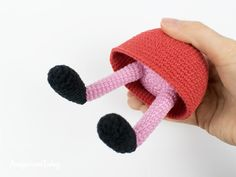The free Peppa Pig crochet pattern will help you to create a famous cartoon character. The difficulty of amigurumi Peppa Pig crochet pattern is medium. Amigurumi Toys, Crochet Patterns Amigurumi, Famous Cartoons, Peppa Pig, Crochet Designs, Cartoon Characters, Free Crochet, Projects To Try, Cross Stitch