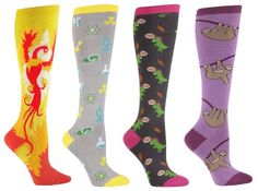 A Mighty Girl's Favorite Girl-Empowering Socks for All Ages at http://www.amightygirl.com/blog?p=9689