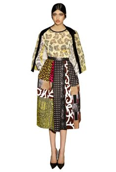 Duro Olowu has the best prints and since that's my thing he's an obvious designer to idolize.
