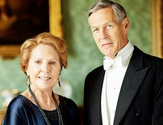 Lord & Lady Merton, whether Larry, Amelia and Tim like it or not.