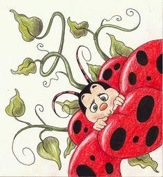 Cute Things: Cute Ladybug Clipart
