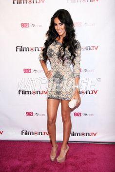 Lilly Ghalichi - my workout inspiration!!!!