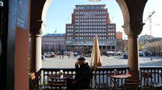 Matanmeldelse: Fyret lyser ennå opp Youngstorget - Aftenposten