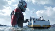 Don't look now, but it appears 'Ant-Man and The Wasp,' aka Scott Lang and Hope Van Dyne, will have a major influence in the resolution of the events after last April's 'Avengers: Infinity War. Paul Rudd, Marvel Movies In Order, Marvel Films, Marvel Memes, Marvel Characters, Evangeline Lilly, Michelle Pfeiffer, Captain America Civil War, Captain Marvel