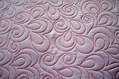 Great quilting motif from Sew N Sew Quilting.