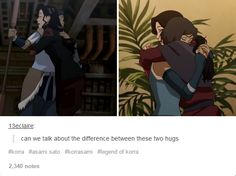 Korrasami (The Legend of Korra) by 13eclaire (original source has disappeared)