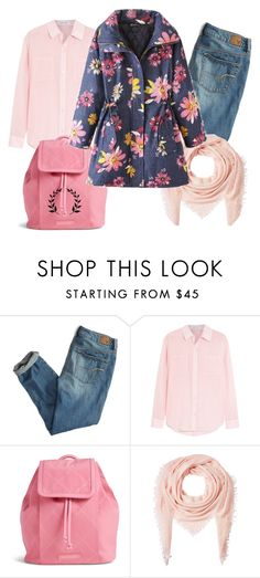 """""""Цветы"""" by tatyana-2000-p ❤ liked on Polyvore featuring American Eagle Outfitters, Elizabeth and James, Vera Bradley and Faliero Sarti"""