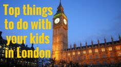 Family Travel Vacation Ideas Friends United Kingdom Things To