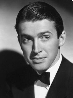 Jimmy-dear. (Jimmy Stewart) One of the best actors ever. (Note the title of this board for proof.)