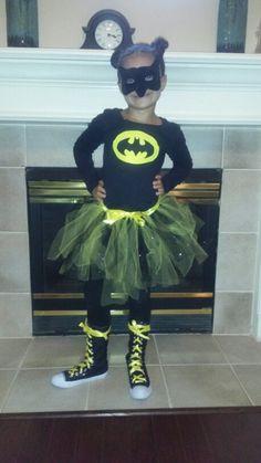 Bat girl ....homemade costume @Cassandra Ashley