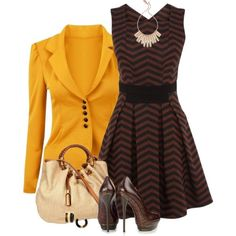How To Wear Yellow Mustard