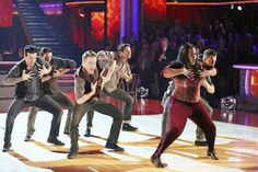 """Finale - Amber & Derek Danced a Freestyle to """"Can You Do This"""" by Aloe Blacc Scores: 10+10+10=30"""