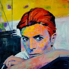 Someone Actually Painted This! (The Man Who Fell to Earth - 1976)