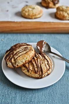 almond joy scones