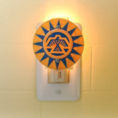 Bally Frontier Pinball Pop Bumper Night Light by Tiltcycle on Etsy