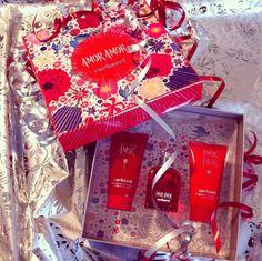 Coffret de Noël #AmorAmor 2013