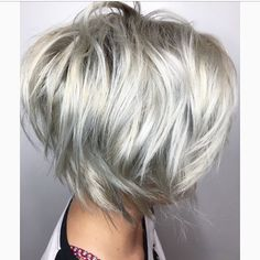30 Latest Layered Haircut Pics for Alluring Styles Short Layered Haircuts – 12 Short Hair With Layers, Short Hair Cuts, Short Hair Styles, Bob Styles, Short Layered Haircuts, Choppy Bob Hairstyles, Bob Haircuts, Thin Hairstyles, Popular Hairstyles