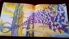 完成#コロリアージュ #大人の塗り絵 #おとなの塗り絵 #zemljasnova #tomislavtomic #adultcoloringbook#fangcolourfulworld#mycreative#coloriage#coloringbookforadults#polychromos#ポリクロモス#dromenvanger#zemljasnovacoloringbook