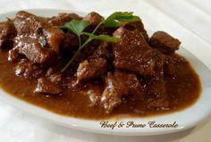 Beef & Prune Casserole | The Waitakere Redneck's Kitchen
