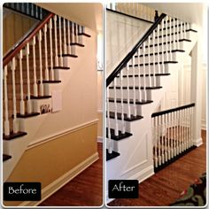 Best Image Result For Move Staircase Before And After Remodel 640 x 480