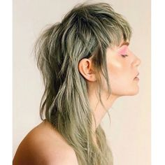 2018 Trend Radar: Here's What Top Hairdressers Have To Say - Behindthechair.com Mullet Haircut, Mullet Hairstyle, Punk Haircut, Haircut Long, Lob Haircut, Trending Hairstyles, Cool Hairstyles, Latest Hairstyles, Hairstyle Ideas