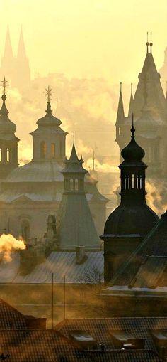 Beautiful Prague ~ Czech Republic