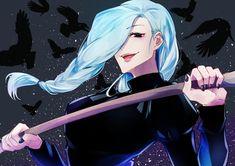 Fanarts Anime, Manga Anime, Anime Art, Anime Characters, Meninas Comic Art, Jotaro Kujo, Samurai Tattoo, Manga Cute, Anime People
