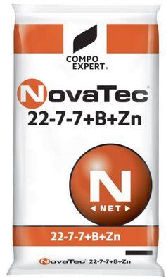 NovaTec®  22-7-7+B+Zn 22-7-7+B+Zn Σύνθετο σταθεροποιημένο λίπασμα με όλα τα κύρια θρεπτικά στοιχεία, βόριο και ψευδάργυρο. ΣΥΝΘΕΣΗ 22% N (10% νιτρικό και 12% αμμωνιακό), 7% P2O5, (υδατοδιαλυτός 4,5%), 7% K2O 2%S (υδατοδιαλυτό 1,6%), Ιχνοστοιχεία: 0,1% B, 0,06% Zn. Signs, Shop Signs, Sign