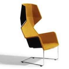 Stefan Borselius Peekaboo Chair