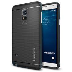 Spigen Galaxy Noe 4 Case Neo Hybrid - Metal Slate