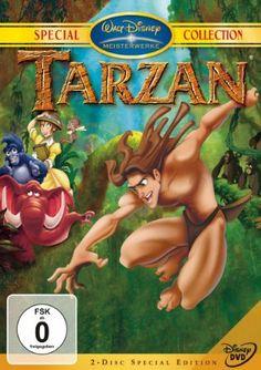 Tarzan (Special Edition, 2 DVDs)