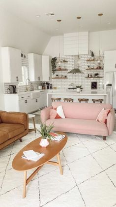 How to Apply the Proper Pink Living Room Decor Ideas - Pinky living room thoughts can be very pleasant to have. Lamentably, to produce the correct pink living room decor thoughts isn't something simple. Simple Living Room, Living Room Colors, Living Room Modern, Home Living Room, Living Room Designs, Living Room Decor, Bedroom Decor, Bedroom Modern, White Bedroom