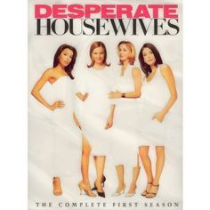 Desperate Housewives: The Complete First Season (6 Discs) (Widescreen)