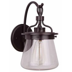 """Banderson 12"""" Wall Sconce"""