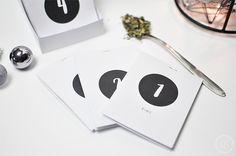 DIY: Tee-Adventskalender - Kathie's Cloud
