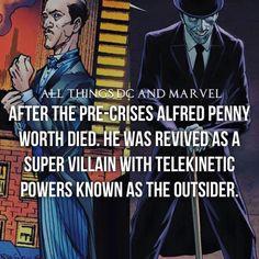Batman Facts
