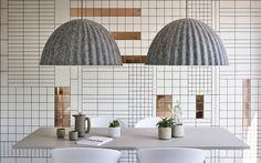 Domus Tiles // Interni ceramic wall tiles - Interior  Design by Field Day Studio