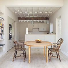 Dorset Road Home by Sam Tisdall #homeadore #kitchen #diningroom #interior #interiors #interiordesign #interiordesigns #residence #home #casa #property #villa #maison #london #unitedkingdom #uk #samtisdall by homeadore