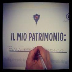"""Tutto pronto per il """"festegiammento"""" del #mappamondo: ore 17.30 #buoncompleannomappamondo #giornateeuropedelpatrimonio #ilmiopatrimonio"""