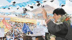 """Bolivia Informa: Evo Morales: 98% de demandas está atendido y """"no hay nada que dialogar"""" con Comcipo"""