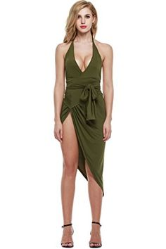 Zeagoo Women's Summer V Neck Backless High Slit Bandage P... https://www.amazon.com/dp/B01ERDJ218/ref=cm_sw_r_pi_dp_x_qsHmybMRQ4WM1