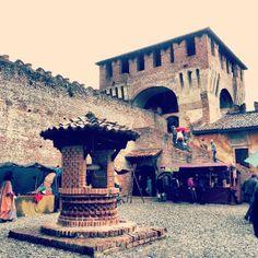 Castello di Soncino, Italy Sassi