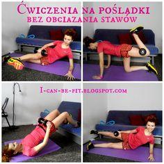 Nogi i pośladki- domowy trening siłowy bezpieczny dla stawów i kręgosłupa- part 1