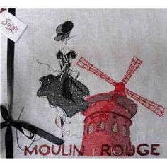 Le Moulin Rouge (fiche) - Soizic
