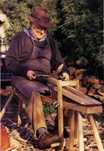 Shaving Horse Plans - Greenwoodworking