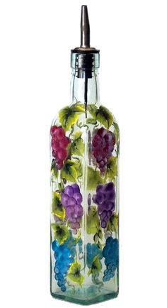 Olive Oil Decorative Bottles Dining & Entertaining  Etsy Home & Living  $25  Cruets Oil